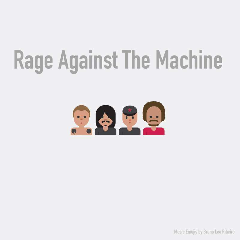 Rage Against The Machine Emojisi