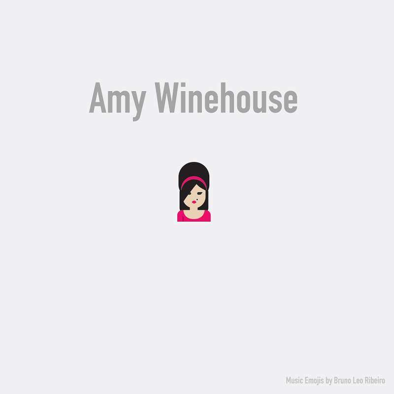 Amy Winehouse Emojisi