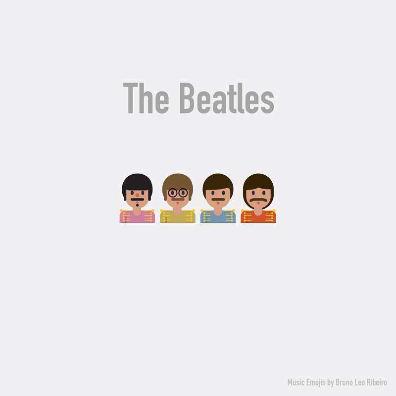 The Beatles Emojisi